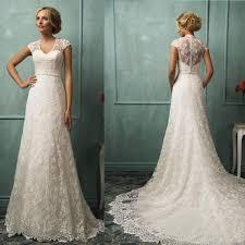 robe de mari e simple dentelle robe de mariée dentelle simple rob de mariee adventech