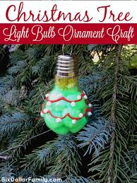 gallery of light bulb tree ornaments fabulous homes