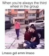 3rd Wheel Meme - 25 best memes about third wheel third wheel memes