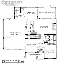 free bungalow floor plans