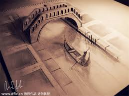 new views amazing 3d pencil drawings 2 chinadaily com cn