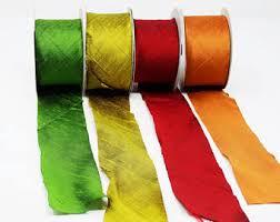 hanah silk ribbon hanah silk ribbon 2 1 2 inch dyed craft ribbon hair