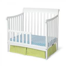 Hton Convertible Crib Child Craft Ashton 4 In 1 Convertible Mini Crib With Mattress
