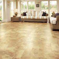 Tile Flooring Living Room Contemporary Sitting Space With Simple Tile Flooring Ideas And