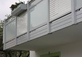 balkone alu extras und zubehör für brix alu geländer balkone
