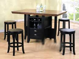 bar table with storage base counter height tables with storage counter height tables with