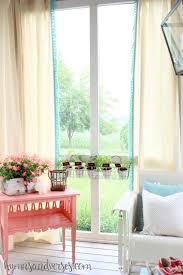 it u0027s all about the details fringe tassel trim porch curtains