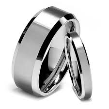 his and hers matching wedding rings wedding bands his and hers matching tungsten wedding bands