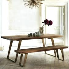 benches for dining room tables es black wood bench table