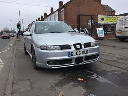2005 seat leon fr 1 8 20v turbo remapped 210bhp hpi clear