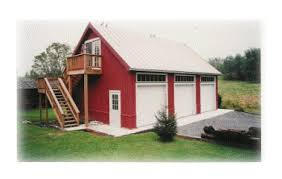 3 car garage with loft machinery storage barns southern barns of distinction