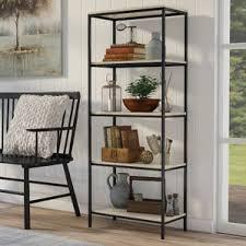 Backless Bookshelf Bookcases You U0027ll Love Wayfair