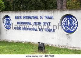 bureau international du travail oit organisation internationale du travail indicateur de symbole