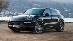 new porsche 2019 2019 porsche cayenne first drive motor1 com photos
