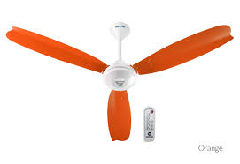 colors of orange ceiling fan super a1