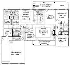 basement home plans prepossessing single story house plans with basement fresh in home
