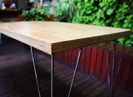 Plywood Coffee Table Attractive Plywood Coffee Table Office Coffee Table Furniture