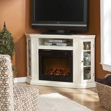 Corner Fireplace Tv Stand Entertainment Center by Beautiful Ideas White Corner Fireplace Tv Stand Tv Stands