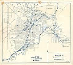 of akron map akron rr maps