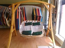 double hammock swing picture of kitty hawk hammocks u0026 outdoor