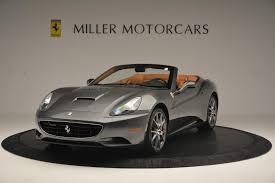 Ferrari California 2010 - 2010 ferrari california stock f1714a for sale near greenwich ct