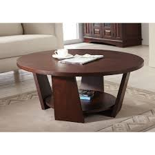 round walnut coffee table back to simpler designs coffe table