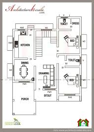 2 000 square feet plan deco house plans below 2000 sq ft home deco in india