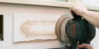 Do It Yourself Cabinet Doors Using Wood Filler To Update Cabinet Doors