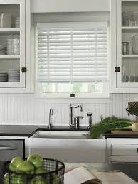 kitchen window blinds ideas four modern kitchen window treatment ideas modern window