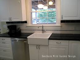 Ikea Sink With Non Ikea Faucet New Ikea Kitchen Southern Wild