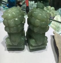 jade lion statue buy lion statues and get free shipping on aliexpress