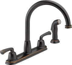 bathroom black delta touch faucet for traditional kitchen design