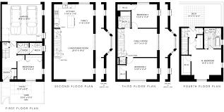 town house floor plans escortsea
