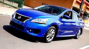 nissan cars sentra 2014 nissan sentra review and road test youtube