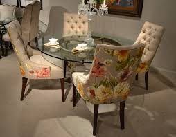home decor trends magazine designmaster saybrook side chairs oatmeal solid texture with