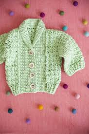 crochet baby sweater pattern how to crochet baby sweater cottageartcreations com