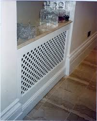 radiator cabinet with marble top in mortlake the bookcase co