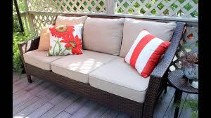 Sears Patio Furniture Replacement Cushions by Furniture Walmart Outdoor Chair Cushions Clearance Target Patio