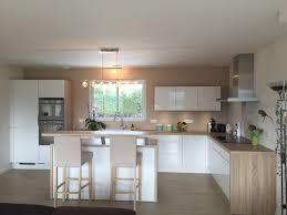 cuisine so cooc cuisine 12m2 cuisine 12m2 ilot central maison design cuisine