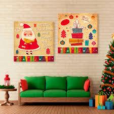 santa claus paintings promotion shop for promotional santa claus