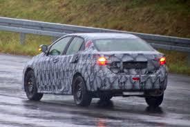 1999 Corolla Hatchback 2019 Toyota Corolla Sedan Spied Side Mirrors Stick Out Like