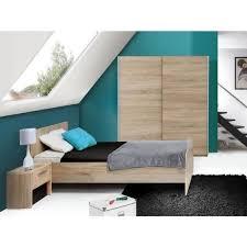 chambre enfants complete capricia chambre enfant complète style contemporain décor chêne