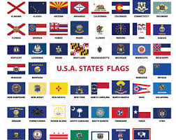 texas state map flag and symbols clipart collection ai