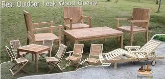 Teakwood Patio Furniture Indonesia Teak Wood Tables Furniture Manufacturer