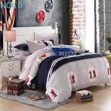 Purple Full Size Comforter Sets Sets Cotton Set Purple Urban Style Soft Comforter Cover Bed Set