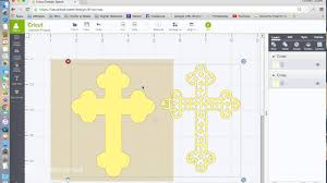 Confirmation Invitation Cards How To Create A Cross Template For Confirmation Cards Part 1