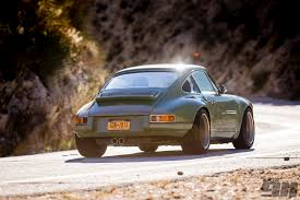 porsche singer 911 singer vehicle design u0027brooklyn u0027 their best yet total 911