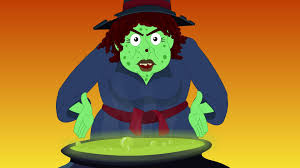 halloween song witches soup scary nursery rhymes for kids