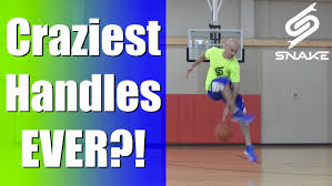 craziest handles ever worlds best basketball moves highlights