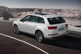 Audi Q7 Diesel - 2017 audi q7 review